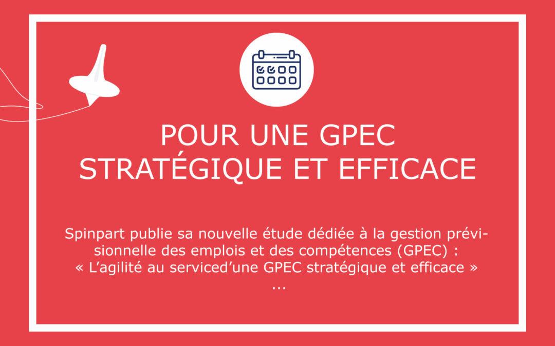 Pour une GPEC stratégique et efficace