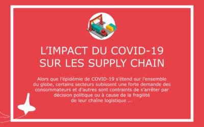 ZOOM : Quel est l'impact du confinement sur les Supply Chain en Europe pour les biens essentiels et non essentiels ?