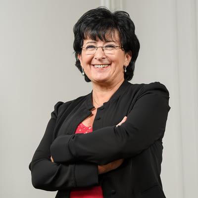Ghislaine Palloix, Fondatrice de Partenor Group
